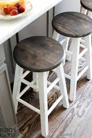 How To Reupholster A Bar Stool Cheap To Chic Bar Stool Makeover With My New Spray Tent Bar