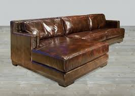 Small Leather Sectional Sofas Chaise Double Chaise Sectional Sofa Sleeper Sectionals Without