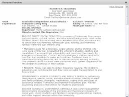 How To Do A Job Resume Format by Federal Resume Sample And Format The Resume Place