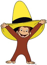 curious george birthday curious george costume character rentals for children s birthday