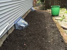 Drainage Problems In Backyard - westfield yard drainage driveway drainage and landscaping