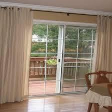 Shabby Chic Window Treatment Ideas by Window Treatments For Sliding Glass Doors Ideas Simple Door