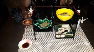 une occasion de tester la cuisine japonaise traditionnelle Avis de
