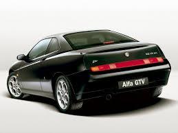 automotive database alfa romeo gtv u0026 spider
