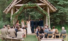 small wedding ceremony limited seating wedding etiquette