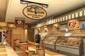 blue olive market market design in new york