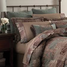 Jcpenney Comforters Bedroom Charn U003dming Bedding From Croscill Bedding For Your Bed