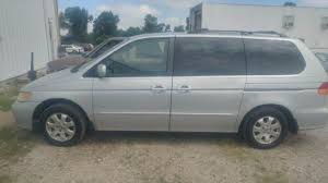 2002 honda odyssey ex l used 2002 honda odyssey ex l minivan in maryland heights mo near
