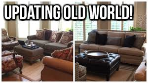 transitional home i transitional style i updating old world