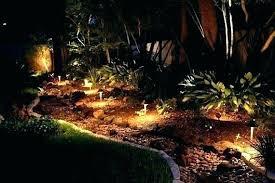 Low Voltage Led Landscape Lighting Sets Low Voltage Landscape Lights Set Image Of Low Voltage Landscape