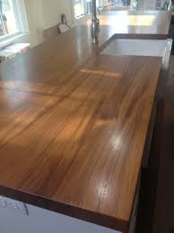 Custom Kitchen Island Cost Countertops Zebrawood Wood Countertops Custom Countertop Photo