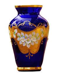Blue Flower Vases Flower Vase Free Pictures On Pixabay