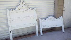 Shabby Chic Beds by Headboards Wondrous Shabby Chic Headboard Shabby Chic Headboard