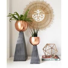 selamat justina blakeney formo tabletop planter a candelabra inc