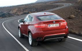 bmw x6 xdrive35i and x6 xdrive50i widescreen exotic car picture