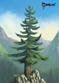 mountain tree by raoxcrew on deviantart