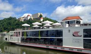 on the danube river with viking river cruises