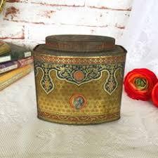 Tetley Tea Bags Tin 36 Tea Bag Size Orange Pekoe & Pekoe
