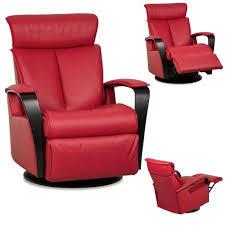 sofa modern leather swivel recliner modern leather swivel