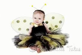 Halloween Costumes Bee Posh Lil U0027 Bumblebee Baby Crochet Tutu Dress Halloween Costume Bee