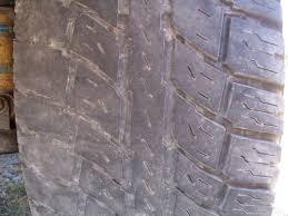 toyota tire wear bad tire wear toyota 4runner forum largest 4runner forum