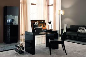 Black Office Desks Nightfly Black Home Office Desk Office Desks