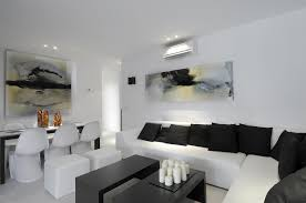 marvelous design inspiration white and black living room fresh