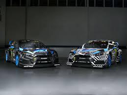 hoonigan mustang suspension ready to rumble ken block is heading fia world rallycross