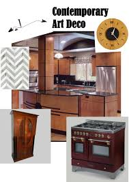 kitchen art deco fancy trends including contemporary for picture