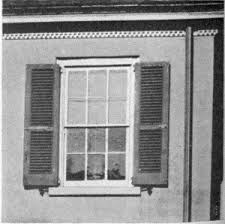 Windows And Blinds The Project Gutenberg Ebook Of The Colonial Architecture Of