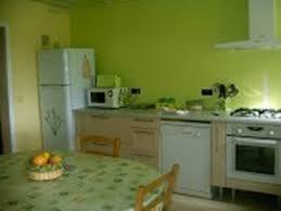 cuisine jaune et verte quelle couleur mettre dans une cuisine