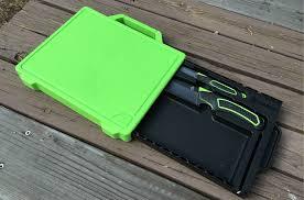 news gear car camping cutlery gerber freescape