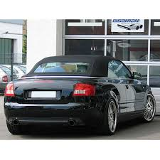 audi a4 b5 performance parts eisenmann performance exhaust audi a4 b5 1 8t 2 4 3 0 cabrio 2x90mm