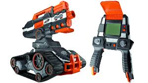 Nerf S New Dart Blasting Rc Battle Tank Is Straight Out Of Terminator