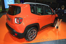 jeep indonesia jeep renegade limited rear three quarter right at the indonesia