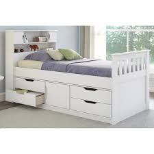 bed frames twin bed frame with storage xl twin daybed twin xl