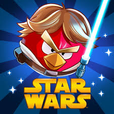 angry birds star wars app store