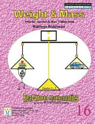 teaching weight and mass daily math practice worksheets 30 weeks