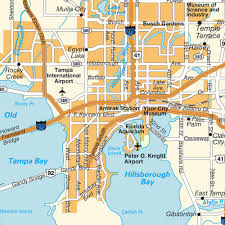 Ruskin Florida Map by Tampa Map In Florida My Blog