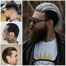 trendy slicked back hairstyles for men 2017 men u0027s hairstyles and