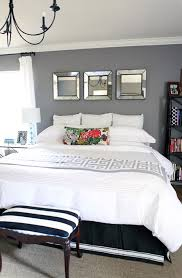 Mirrors Above Nightstands 5 Places To Use Mirrors In Your Home Mirror The Mirror And Dark