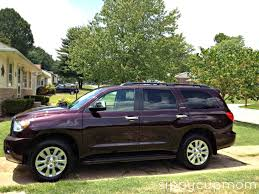 toyota sequoia review 2012 toyota sequoia sippy cup mom