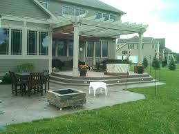 patio ideas backyard patio ideas with pergola outdoor