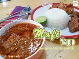 cuisine malienne mafé recette du mafé par iba culinary tour visiter l afrique