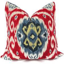 bedroom ikat pillows for bedroom and living room decor u2014 cafe1905 com