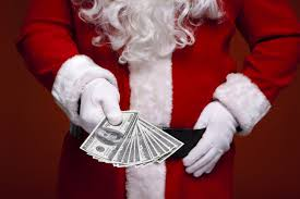 what santa claus moms dads should earn in annual salary