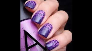 15 leopard print nails designs nails with leopard prints on a