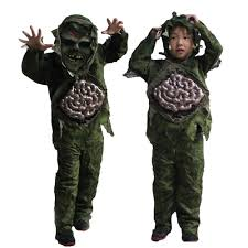 child zombie halloween costume compare prices on scary kids costume online shopping buy low
