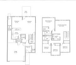 Floor Plan Bed by 42 Aurora Military Housing