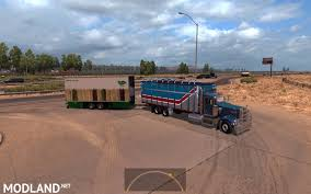 new kenworth w900 tandem trailers from bdf big mega pack v 2 0 for kenworth w900